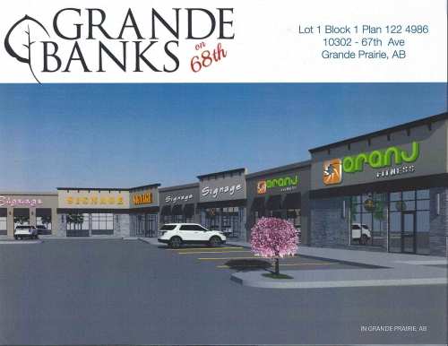 prudential lands grande prairie commercial properties
